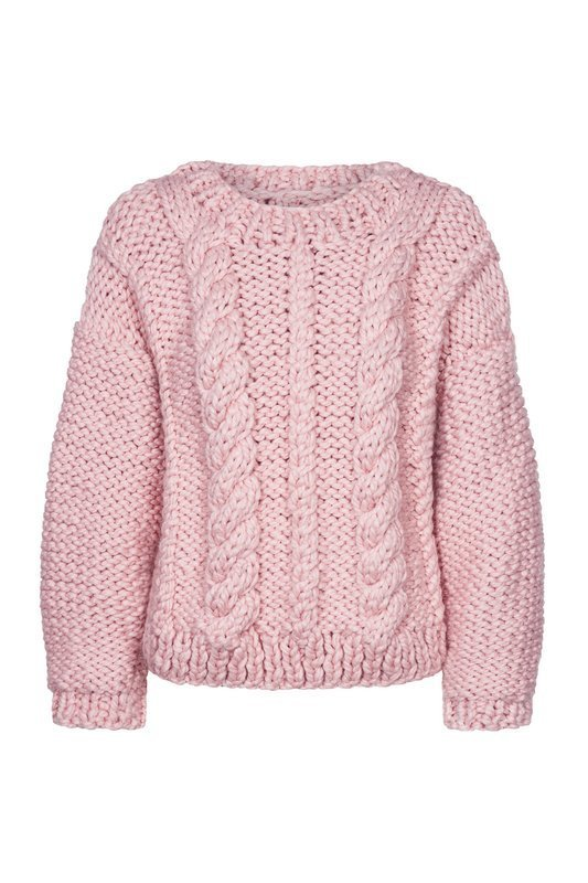 Candy  Pink Knitwear