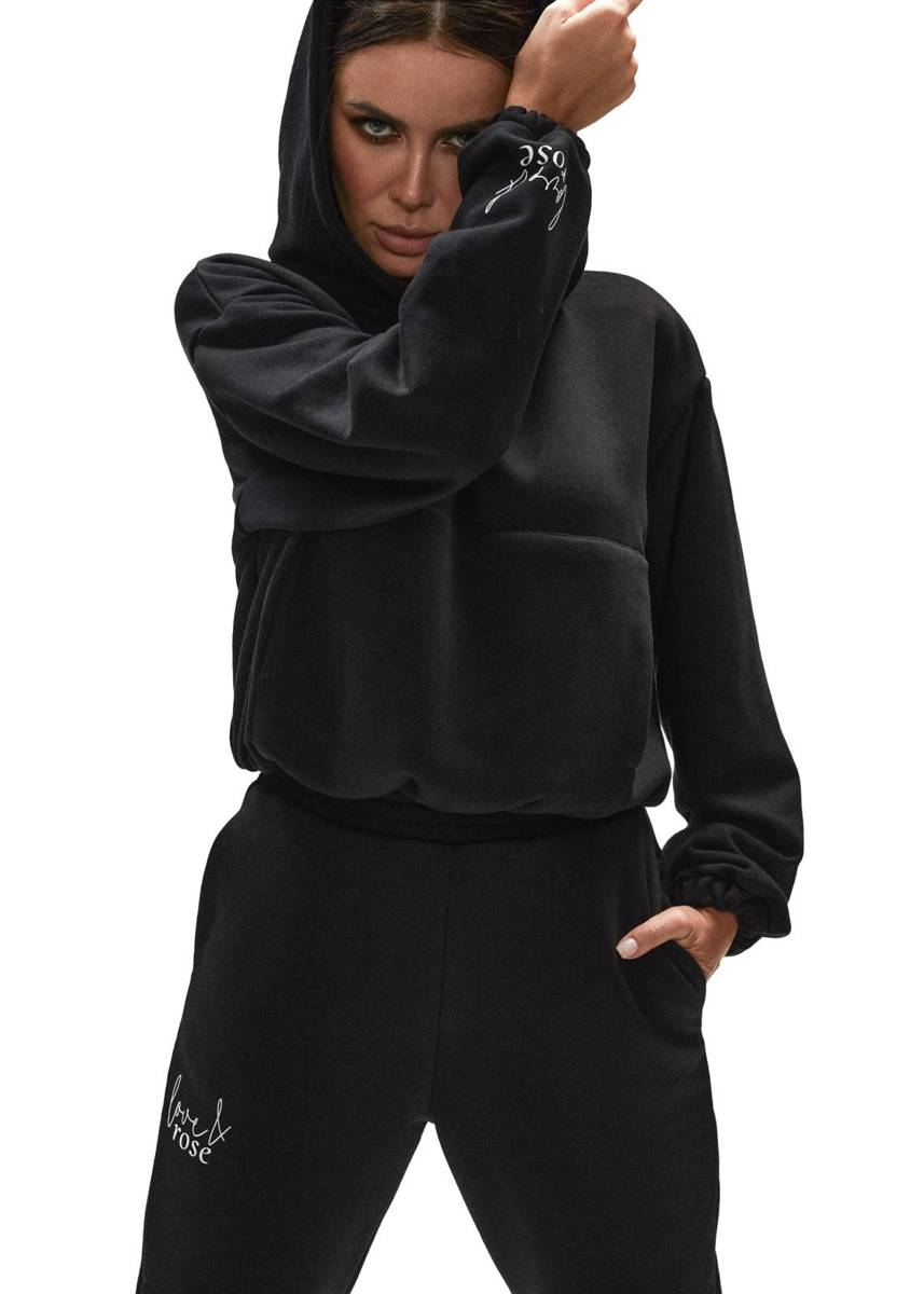 Bluza dresowa Naomi black